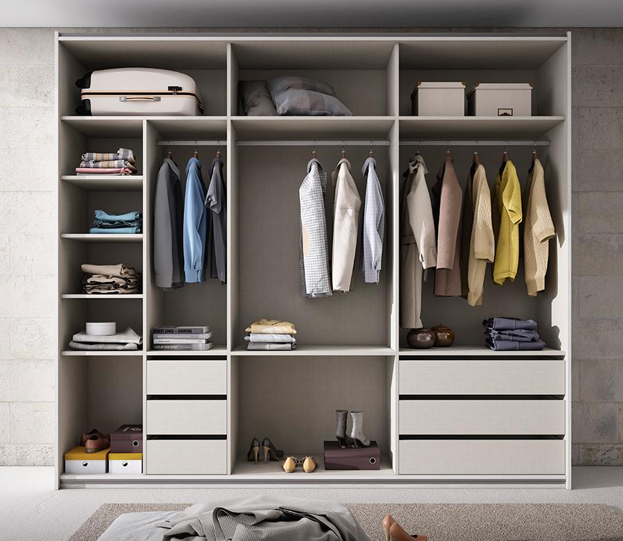 Briole vestidores for Dormitorios juveniles modernos precios