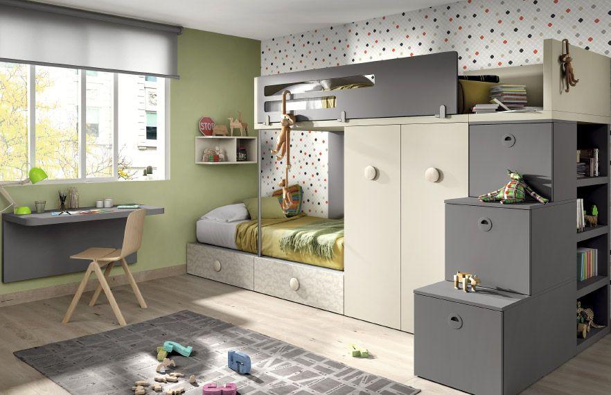 Diseos dormitorios juveniles diseno interiores cuartos Mobiliario juvenil ikea