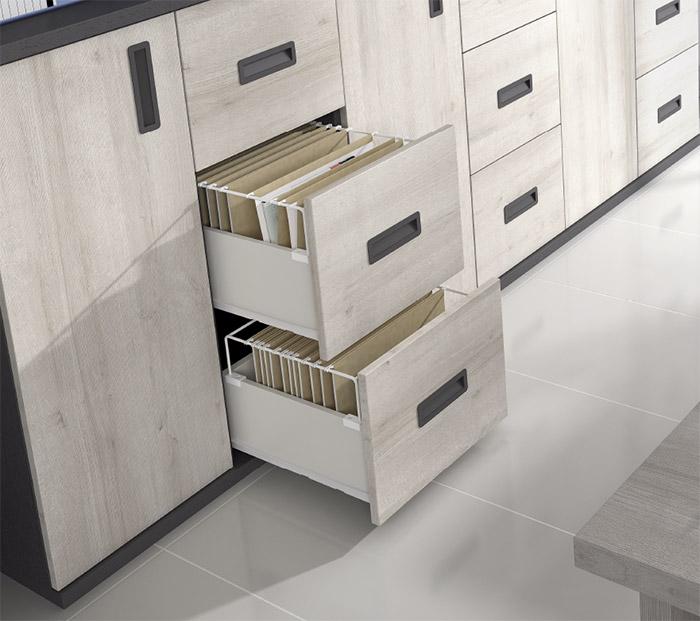 Briole despachos for Muebles de oficina jerez